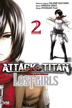 ATTACK ON TITAN: LOST GIRLS VOL.2