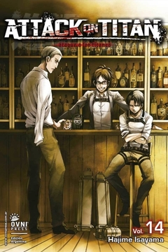 ATTACK ON TITAN VOL.14