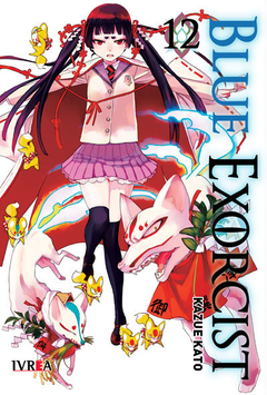 BLUE EXORCIST 12