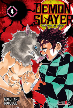 DEMON SLAYER - KIMETSU NO YAIBA 04