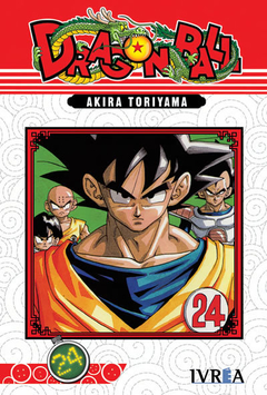 DRAGON BALL 24