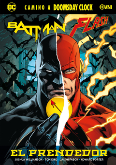 BATMAN/FLASH: EL PRENDEDOR