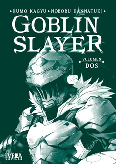 GOBLIN SLAYER (NOVELA) VOL 02