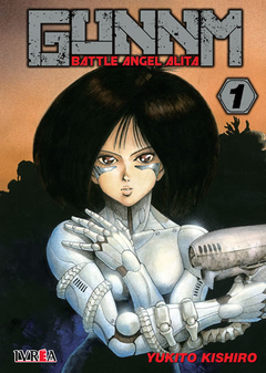 GUNNM BATTLE ANGEL ALITA 01
