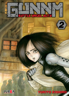 GUNNM BATTLE ANGEL ALITA 02