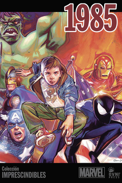 IMPRESCINDIBLES MARVEL VOL. 10: 1985