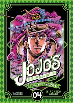 JOJOS BIZARRE ADVENTURE PARTE 2: BATTLE TENDENCY 04