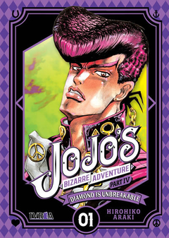 JOJOS BIZARRE ADVENTURE PARTE 4: DIAMOND IS UNBREAKABLE 01