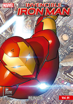 INVENCIBLE IRON-MAN VOL.1: REINICIO