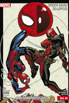 SPIDER-MAN / DEADPOOL VOL.1: AMISTAD PELIGROSA