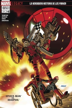 SPIDER-MAN / DEADPOOL (LEGACY) #4