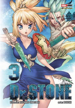 DR STONE 03