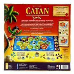 CATAN JUNIOR - comprar online