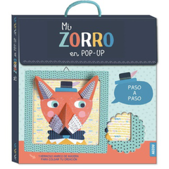 MI ZORRO EN POP-UP