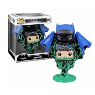 Funko POP! Heroes: Batman and Catwoman Moment #291