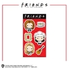 Stickers Chibi-Friends Girls