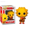 Funko Pop! Television: The Simpsons - Lisa Simpson #497