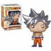 Funko Pop! Anime Dragonball Super Goku (Ultra Instinct) Vinyl Figure Toy #386
