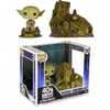 Funko Pop! Star Wars  40th Empire Strikes Back - Dagobah Yoda with Hut #11