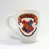 Taza Harry Potter Hogwarts Crudo Jaspeado