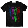 Remera Playstation (S149) Talle XS