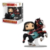 Funko Pop! Mulan Riding Khan #76