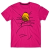 Remera Simpsons Homero Pastelito (S158) Talle L