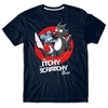 Remera Simpsons Itchy And Scratchy (S148) Talle M
