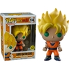 Funko Pop! Dragon Ball Z - Super Saiyan Goku #14 (Chase)