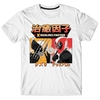 Remera Wolverine Vs Deadpool (S159) Talle XL