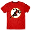 Remera Flash Run Barry  Talle XS