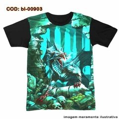 Camiseta - Dungeon