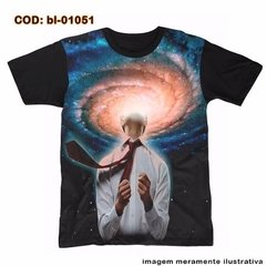 Camiseta Unissex Imaginary Psychedelic