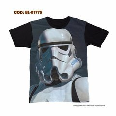 Camiseta  Unissex Stormtrooper Star Wars