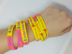 Banner da categoria Pulseirinhas / Wristbands