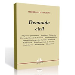Libro:  Demanda Civil