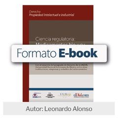 E book: Ciencia regulatoria: medicamentos bio y su relevancia para la salud