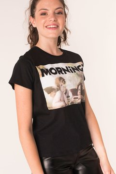 Remera mc est Morning