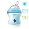 Mamadera Naturalfeeling 150ml Color + Chupete Physio Micro 0 a 2 meses Chicco - comprar online