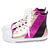 Tenis Louth Rainbow Pink na internet
