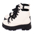 Coturno Louth Correntes Off White - comprar online