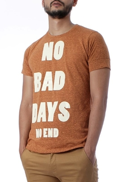 REMERA NO BAD DAYS (35234) - No End