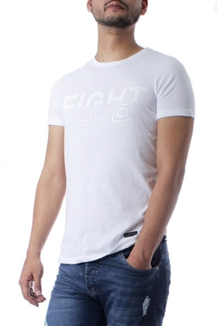 REMERA FIGHT CLUB (35265) - comprar online