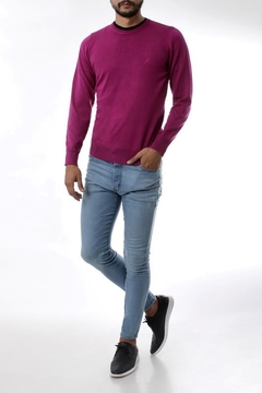 SWEATER BASICO O CHI07 (32884) - No End