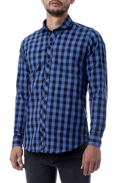 CAMISA CUADROS (36103) - No End