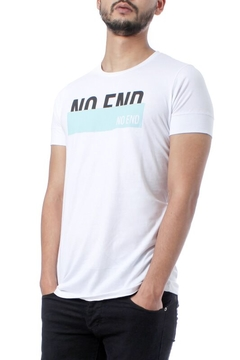 REMERA NO END (35217) en internet