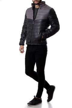CAMPERA COMBINADA (28446) - No End