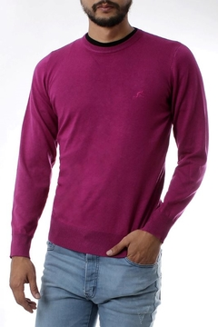 SWEATER BASICO O CHI07 (32884) en internet