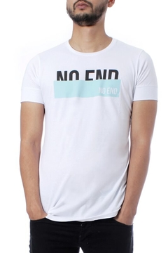 REMERA NO END (35217) - No End
