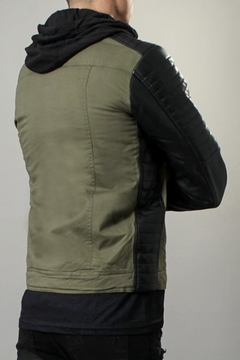 CAMPERA MANGA COMBINADA 01 (30478) - No End